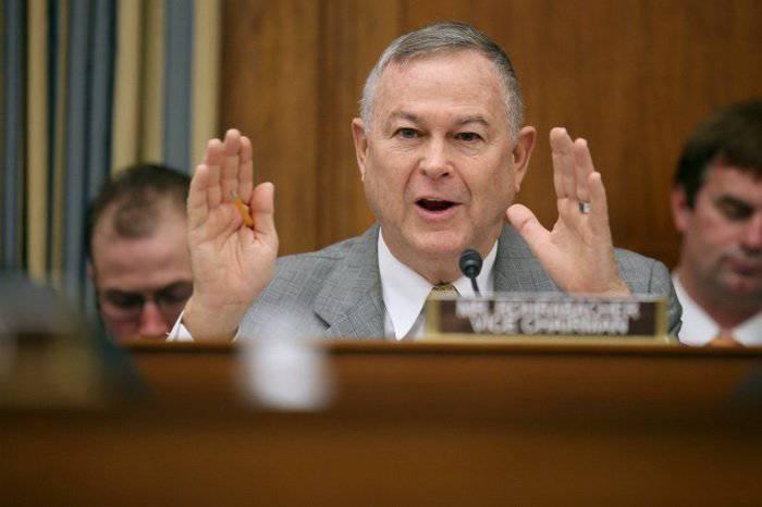 Las audiencias sobre la posibilidad de guerras por los recursos en Asia Central se llevaron a cabo en el Congreso de los Estados Unidos.