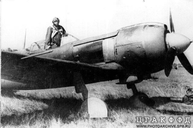 Piloto Leonid Belousov