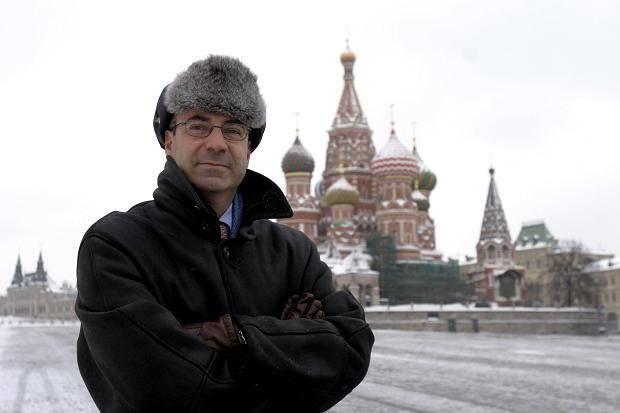 我们不给他们斯诺登,他们不给我们布劳德。 威廉·布劳德(William Browder)揭露俄罗斯冒险经历的材料