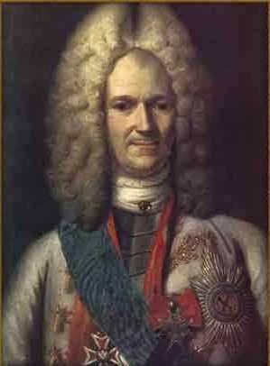 Portrait of Mazepa