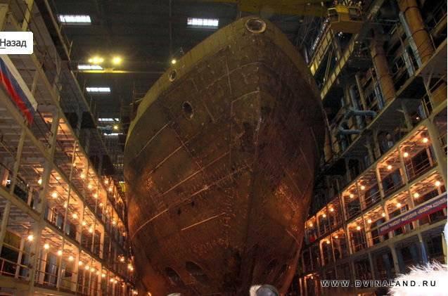 Строящиеся и принятые корабли для ВМФ РФ. Часть 2