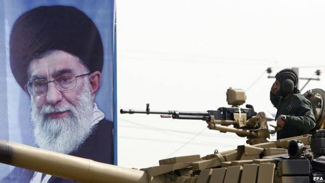"""Ayatollah Khamenei: """"Amerikaner sind nicht glaubwürdig"""""""