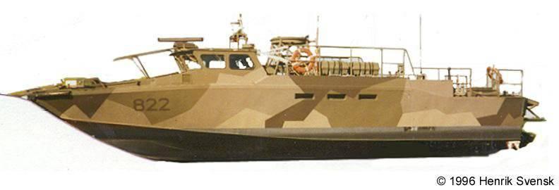 多用途船Strb 90H及其修改