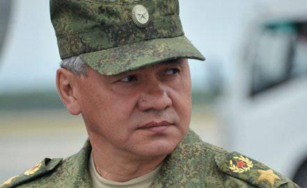 Sergei Shoigu:俄罗斯军队每天早上应该从俄罗斯国歌的表演开始