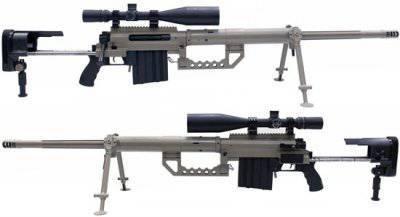 Патрон Chey Tac .408 и винтовка THOR M408