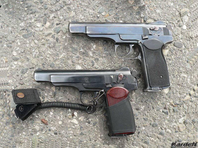 Оружие. Отечественное оружие: личное мнение. Записки спеца