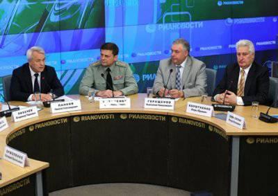 В Москве за круглым столом обсудили создание научных подразделений в ВС РФ