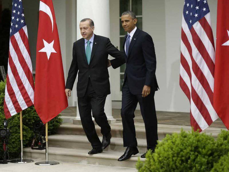 Длинная рука Госдепа дотянулась до Турции?