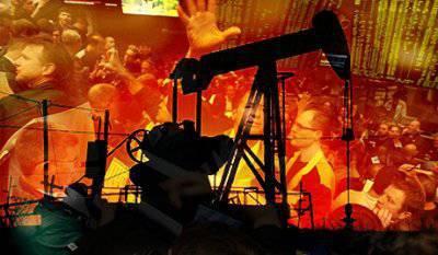 Американская игра с нефтью