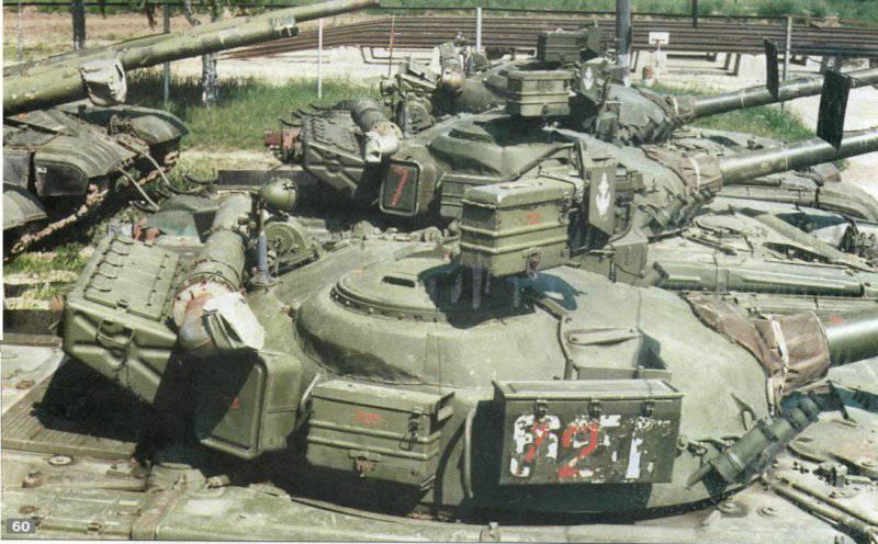 Утилизация Т-64 на Украине: кому это надо?