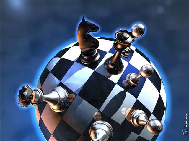 """Miserables """"jugadores de ajedrez"""" quieren romper el tablero? A raíz de la tragedia en Khan al-Asal"""
