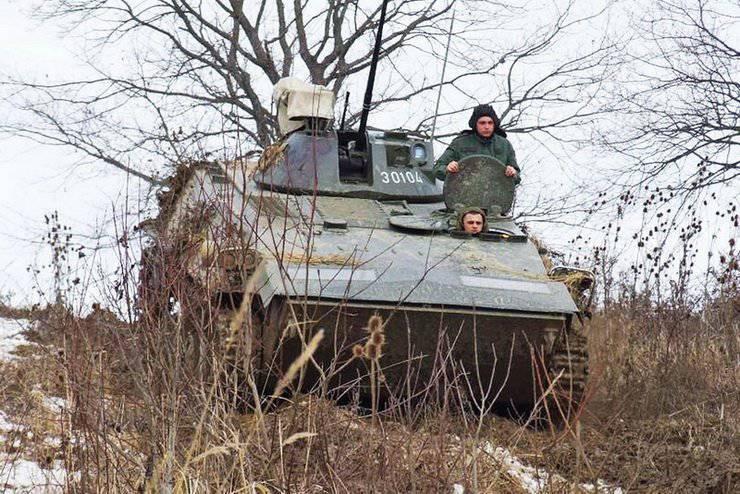 유고 슬라비아 BMP