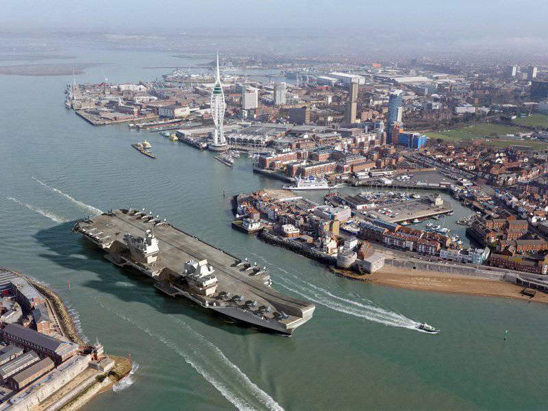 英国舰队:退化还是蓬勃发展?