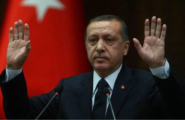 Tayyip Erdogan et le cercle vicieux