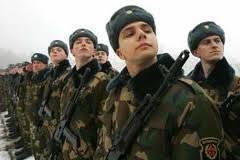 Alrededor de 10, miles de reclutas se unirán a las filas de las Fuerzas Armadas de Bielorrusia en el borrador de otoño