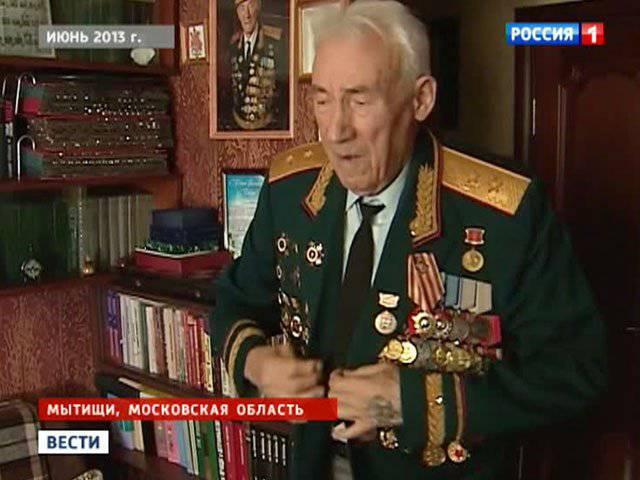 Olga Romanova non si è scusato con i veterani