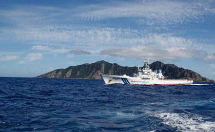Japan expresses a protest to China in connection with the next entry of Chinese ships into the zone near the Senkaku Islands