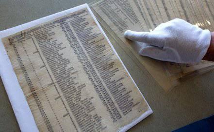 I documenti di Oscar Schindler che hanno salvato 1,2 migliaia di ebrei durante la seconda guerra mondiale sono messi all'asta negli Stati Uniti