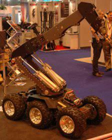 Ministero della Difesa russo per la creazione del Centro di robotica di 2014