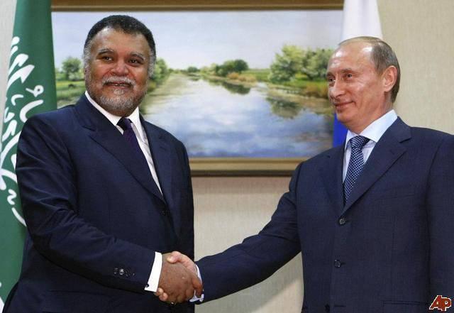 情報爆弾:サウジアラビアはシリアにロシア15 10億を提供しました
