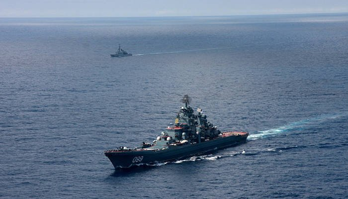The Northern Fleet will go to the Arctic Ocean
