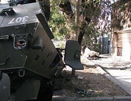 Como o IDF levou Tskhinval