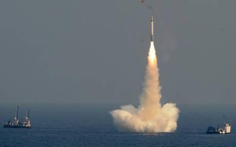 """Indien enthüllt die """"Geheimnisse"""" des neuen SLBM"""
