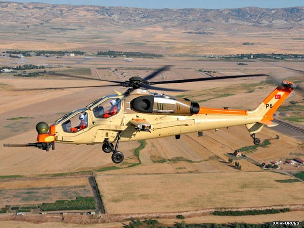 Turkey launches project to create a domestic multi-purpose helicopter