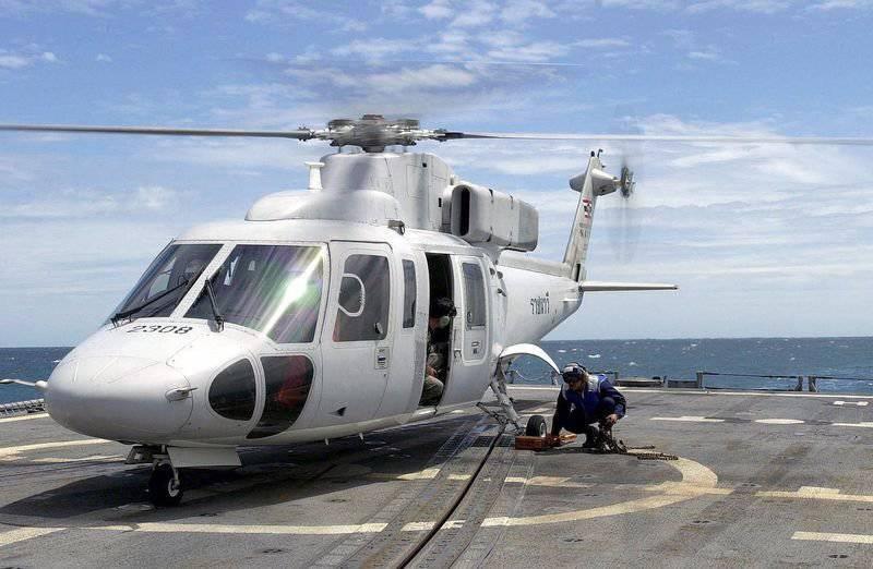 Sikorsky lavora al sistema di intelligenza artificiale per elicotteri