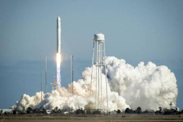 Antares: la estrella de la cooperación espacial ucraniana-estadounidense