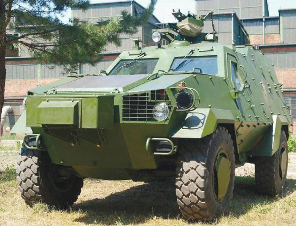 """Армия и Нацгвардия получат на вооружение 200 бронемашин """"Дозор-Б"""", - """"Укроборонпром"""" - Цензор.НЕТ 2533"""