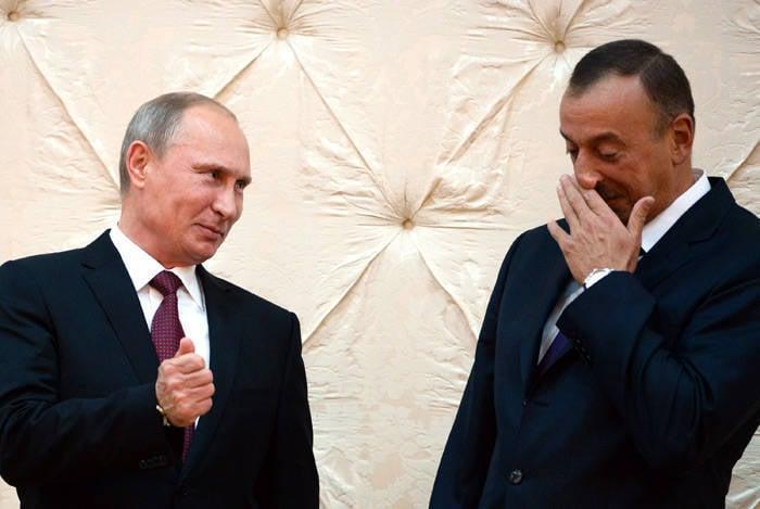 Comment la visite de Poutine en Azerbaïdjan a été diabolisée