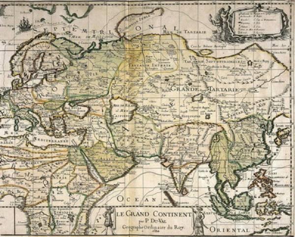 В энциклопедии о Русской Империи, более известной, как Великая Тартария (Great Tartary) называют территорию...