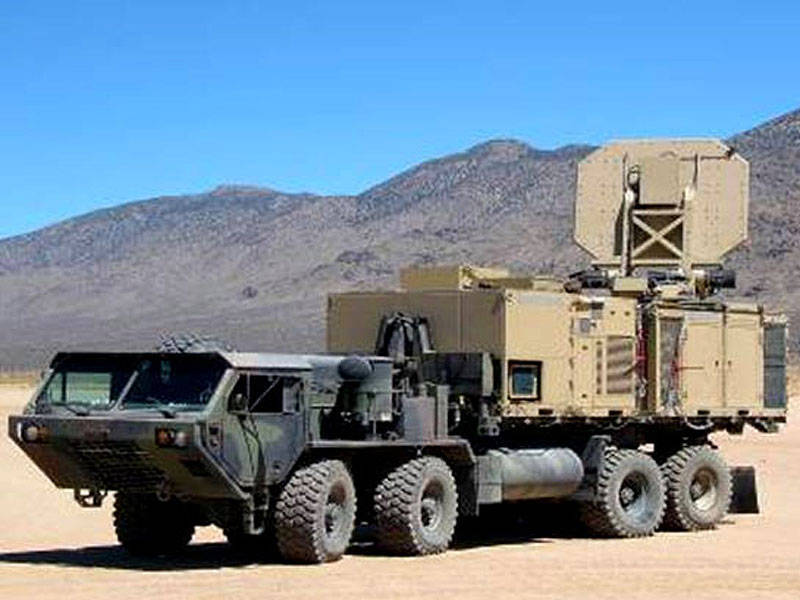 Active Denial System - the weapon of the future