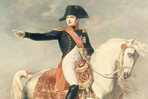 Napoleon: on the other side of the legend