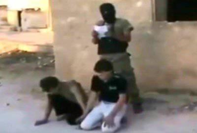 """La """"oposición"""" siria mata a los niños, y los periodistas honestos luchan por su patria"""