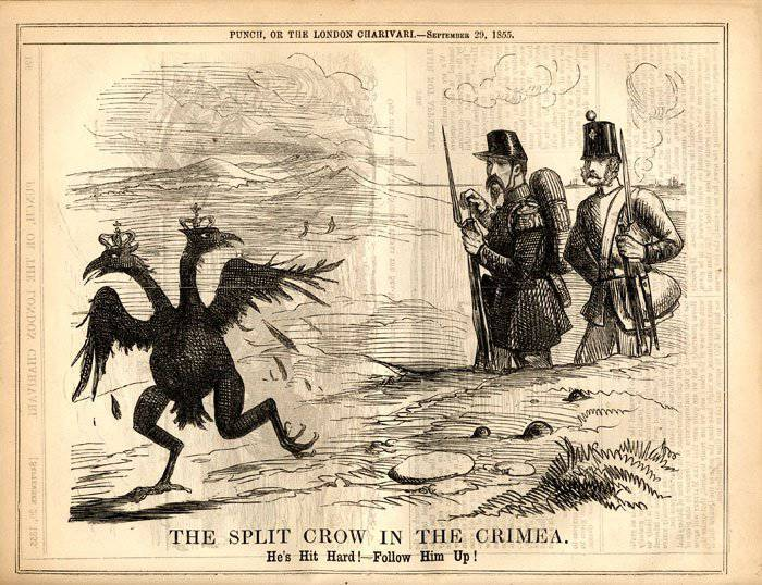 Russian-American relations during the Crimean War