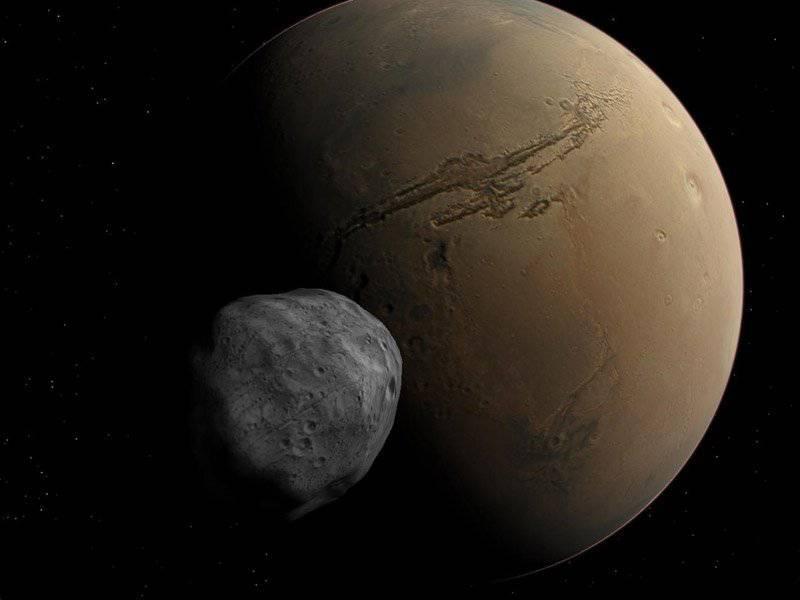 Полет на Марс отменяется
