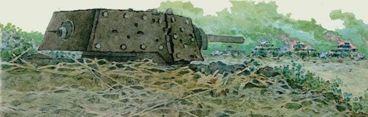 ज़िनोवि कोलोबानोव की लड़ाई
