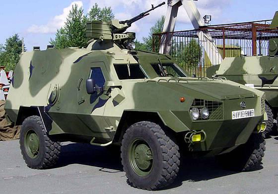 La société polonaise lance la production sous licence du transport de troupes blindé ukrainien Dozor-B