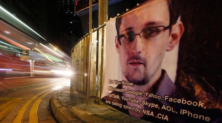 Where cooler secrets Snowden