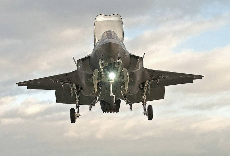 How the US and its allies got stuck with the worst new combat aircraft in the world