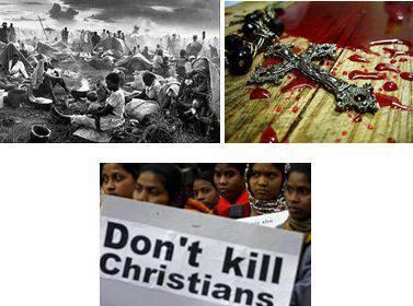Христианские мученики и жрецы Содома