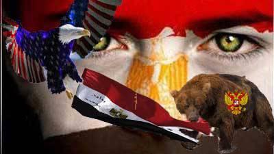 रूस और संयुक्त राज्य अमेरिका मिस्र के लिए लड़ेंगे?
