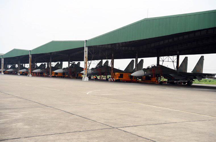 Vietnam compra otro caza 12 Su-30MK2