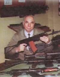Pistolet Baryshev