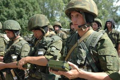 Increased combat readiness, quick response