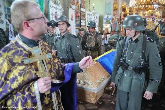Fascismo en ucraniano