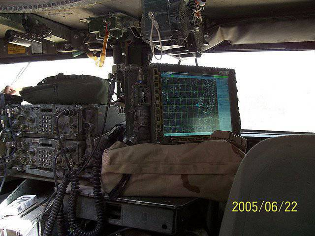 FBCB2 US tactical-level automated command and control system (part of 2)
