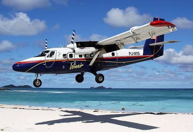 DHC-6 हवाई जहाज प्राइमरी में स्थानीय एयरलाइनों के विकास के लिए खरीदे जाने वाले हैं